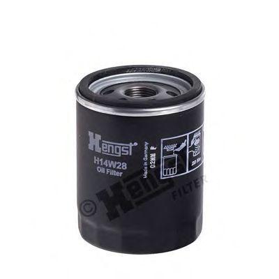 Фильтр масляный HENGST FILTER H14W28