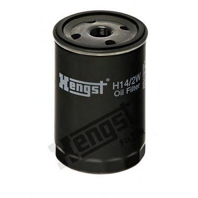 Фильтр масляный HENGST FILTER H142W