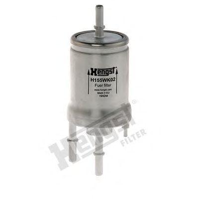 Фильтр топливный HENGST FILTER H155WK02