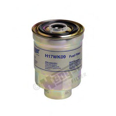 Фильтр топливный HENGST FILTER H 17 WK 09