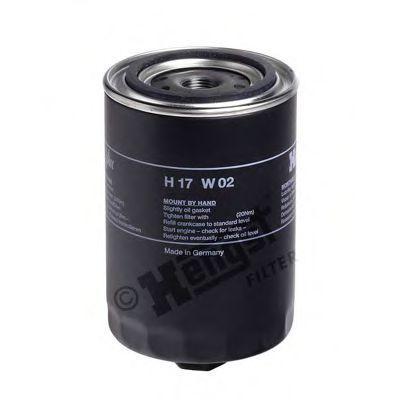 Фильтр масляный HENGST FILTER H17W02