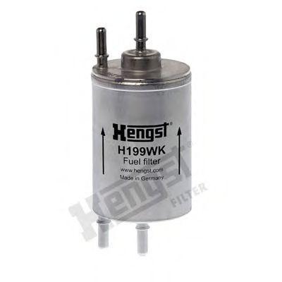 Фильтр топливный HENGST FILTER H199WK