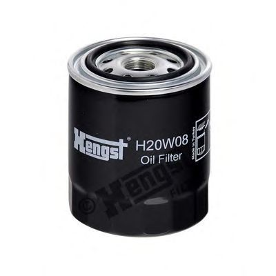 Фильтр масляный HENGST FILTER H20W08