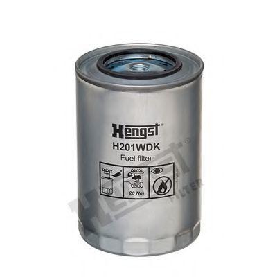 Фильтр топливный HENGST FILTER H201WDK