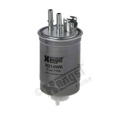 Фильтр топливный HENGST FILTER H214WK