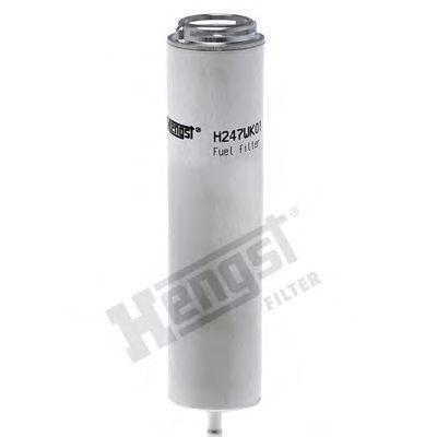 Фильтр топливный HENGST FILTER H247WK01