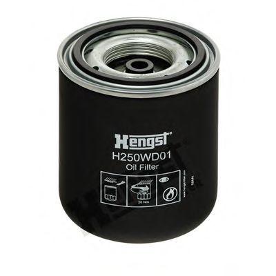 Масляный фильтр HENGST FILTER H250WD01