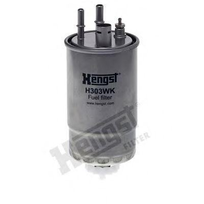 Фильтр топливный HENGST FILTER H303WK