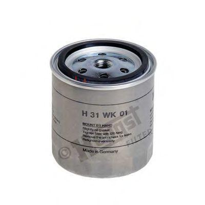 Фильтр топливный HENGST FILTER H31WK01