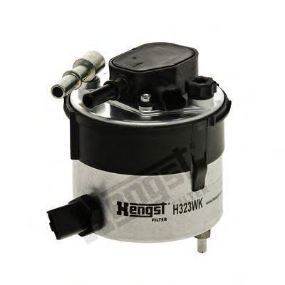 Фильтр топливный HENGST FILTER H323WK