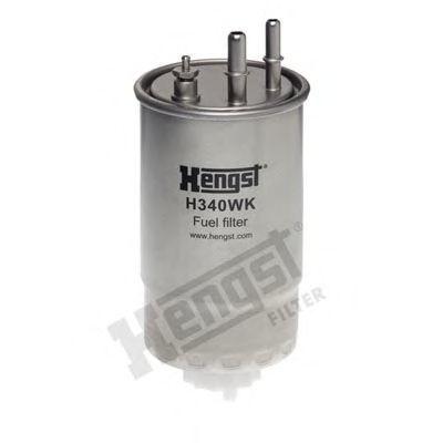Фильтр топливный HENGST FILTER H340WK