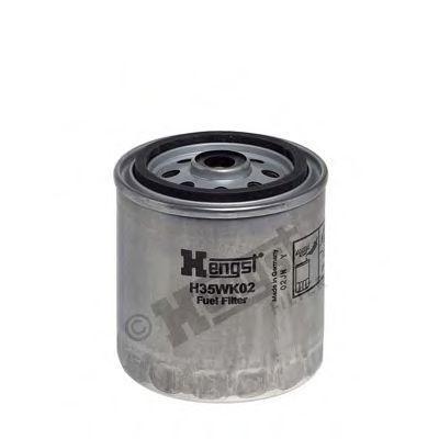 Фильтр топливный HENGST FILTER H35WK02D87