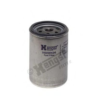 Фильтр топливный HENGST FILTER H60WK06