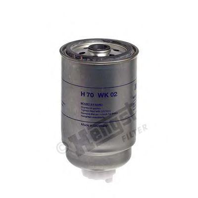 Фильтр топливный HENGST FILTER H70WK02