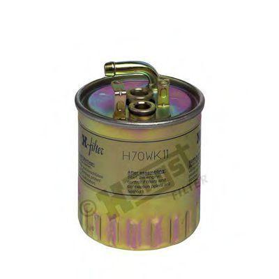 Фильтр топливный HENGST FILTER H70WK11