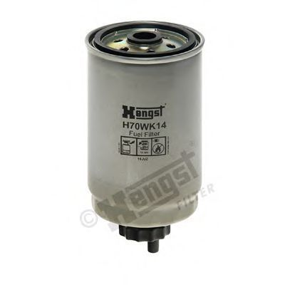 Фильтр топливный HENGST FILTER H70WK14