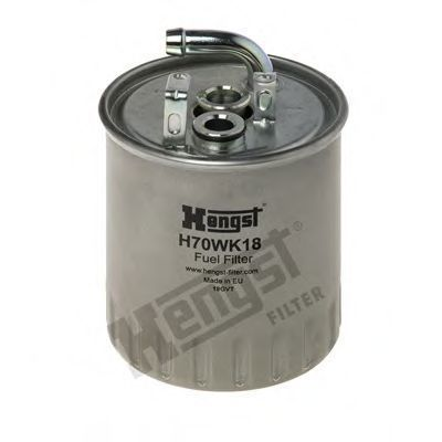 Фильтр топливный HENGST FILTER H70WK18