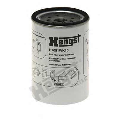 Фильтр топливный HENGST FILTER H7091WK10