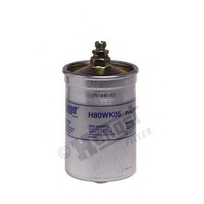 Фильтр топливный HENGST FILTER H80WK05