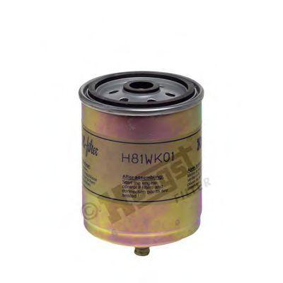 Фильтр топливный HENGST FILTER H81WK01