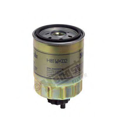 Фильтр топливный HENGST FILTER H81WK02