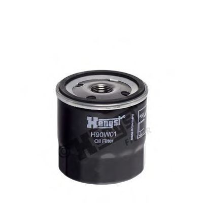 Фильтр масляный HENGST FILTER H90W01