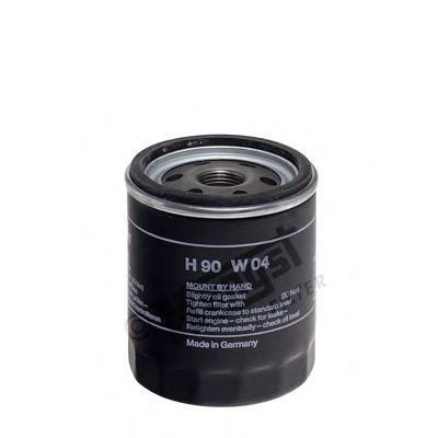 Фильтр масляный HENGST FILTER H90W04