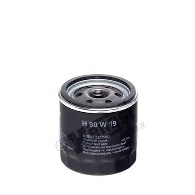 Фильтр масляный HENGST FILTER H90W19