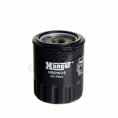 Фильтр масляный HENGST FILTER H90W25