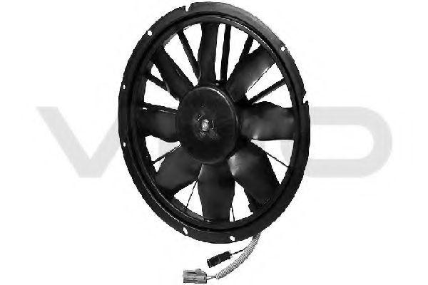 Вентилятор, охлаждение двигателя VDO SIEMENS X10742003001V