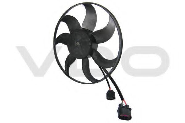Вентилятор охлаждения двигателя VDO SIEMENS A2C59511337