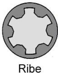 Комплект болтов головки цилидра GLASER T0812800