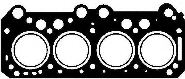 Прокладка ГБЦ GLASER H0276000