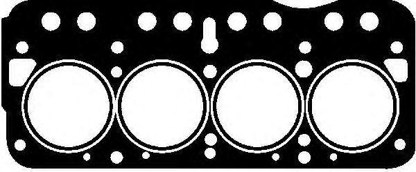 Прокладка ГБЦ GLASER H0386800