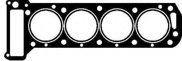 Прокладка ГБЦ GLASER H13965-10