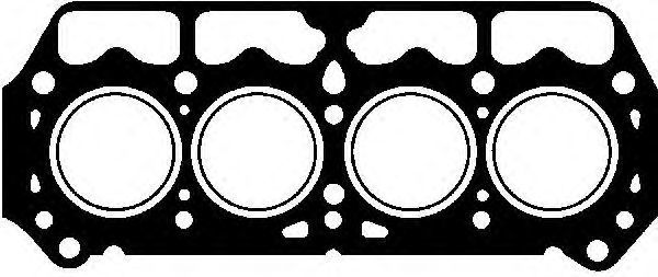 Прокладка ГБЦ GLASER H0690000