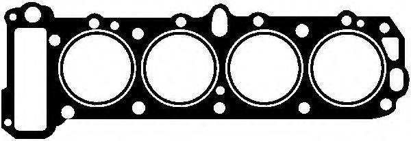 Прокладка ГБЦ GLASER H0821100