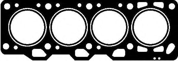 Прокладка ГБЦ GLASER H03693-00