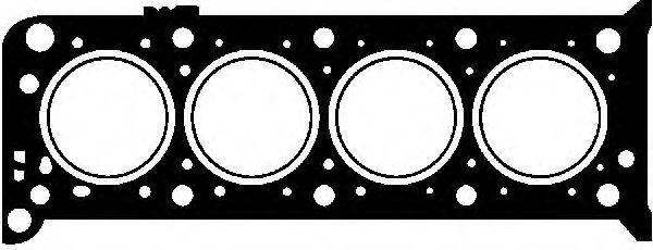 Прокладка ГБЦ GLASER H0068700