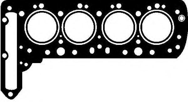 Прокладка ГБЦ GLASER H5009000