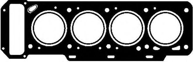 Прокладка ГБЦ GLASER H0108900