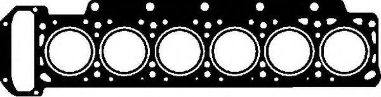 Прокладка ГБЦ GLASER H5005100