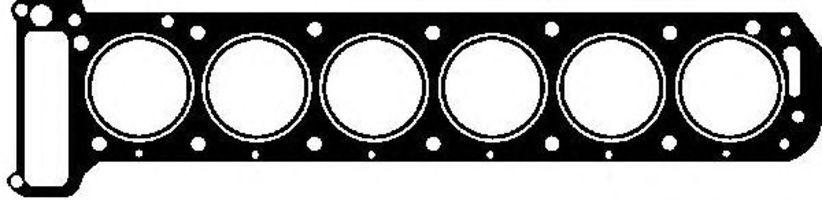 Прокладка ГБЦ GLASER H0231300