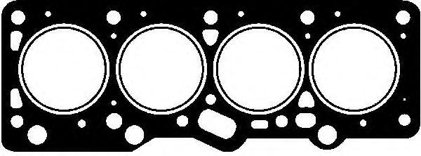 Прокладка ГБЦ GLASER H0166000