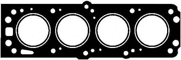 Прокладка ГБЦ GLASER H0391100