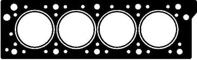 Прокладка ГБЦ GLASER H01025-00