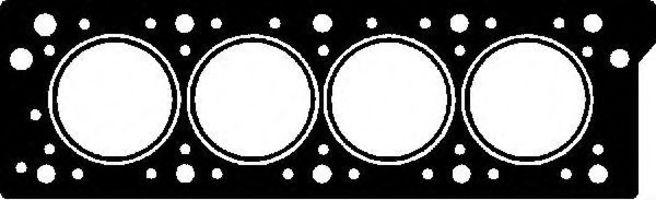 Прокладка ГБЦ GLASER H1102510