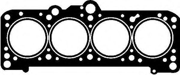 Прокладка ГБЦ GLASER H04843-00