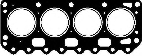 Прокладка ГБЦ GLASER H0720600