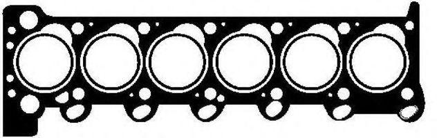 Прокладка ГБЦ GLASER H11125-10